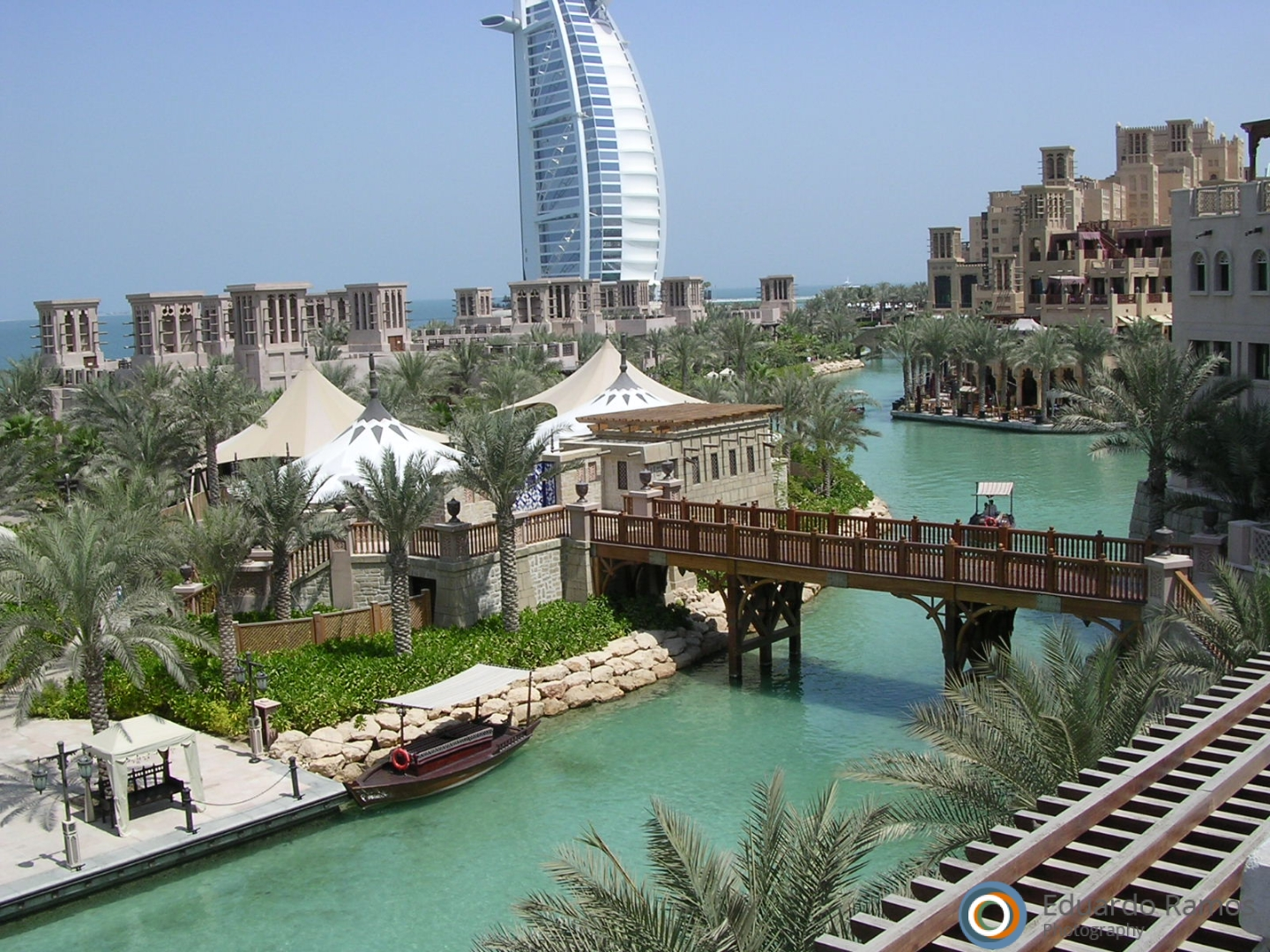 I chose Dubai as a holiday destination