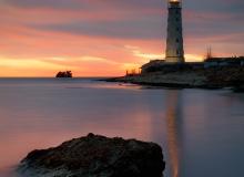 Tarkhankut Lighthouse