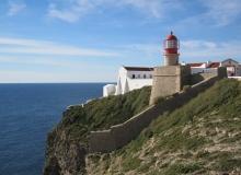 Lighthouse of Cabo de Sao Vicente