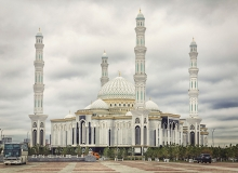 The Hazret Sultan Mosque