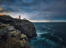 Dawn on Cape San Vicente