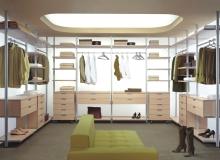 Your wardrobe properly organised