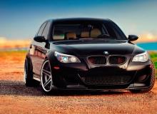 BMW - una macchina per tutte le strade