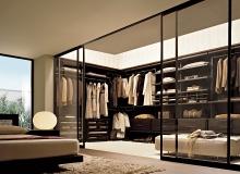 Wardrobe in one style