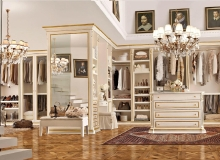 Wardrobe - exquisite room